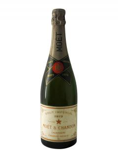 Champagne Moët & Chandon Brut 1973 Bottle (75cl)