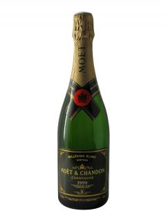 Champagne Moët & Chandon Millésime Blanc Brut 1999 Bottle (75cl)