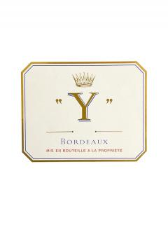 Y d'Yquem 2014 Bottle (75cl)