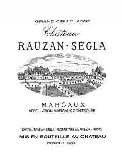 Château Rauzan-Ségla 2011 Original wooden case of 6 bottles (6x75cl)