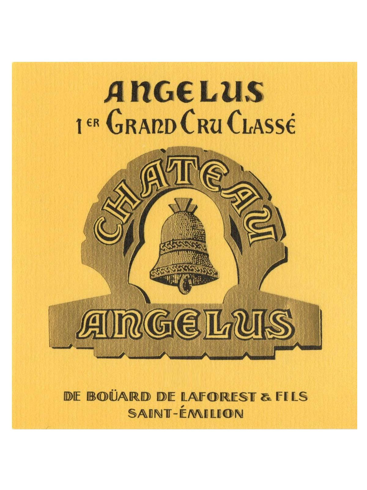 2004 ch teau ang lus saint emilion for Chateau angelus