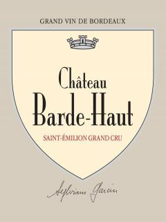 Château Barde-Haut 2013 Original wooden case of 12 bottles (12x75cl)