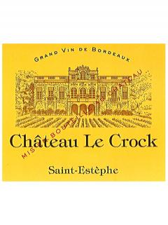 Château Le Crock 1982 Bottle (75cl)