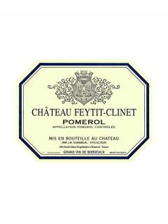 Château Feytit-Clinet 2009 <br /><span>Original wooden case of 6 bottles (6x75cl)</span>