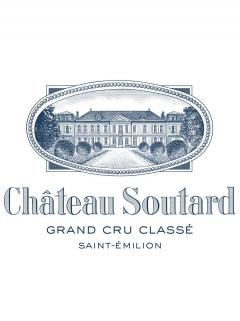 Château Soutard 2012 Original wooden case of 12 bottles (12x75cl)