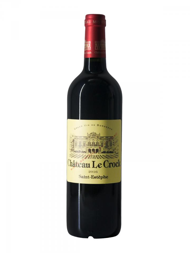 Château Le Crock 2016 Bottle (75cl)