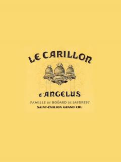 Carillon de l'Angélus 2010 Original wooden case of 12 bottles (12x75cl)