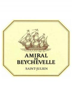 Amiral de Beychevelle 2010 <br /><span>Original wooden case of 6 bottles (6x75cl)</span>