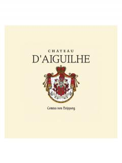 Château d'Aiguilhe 2014 Original wooden case of one impériale (1x600cl)
