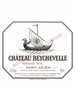 Château Beychevelle 2007 <br /><span>Original wooden case of 6 bottles (6x75cl)</span>
