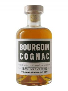Cognac Brut de Fut Bourgoin 1994 Half bottle (35cl)