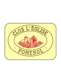 Clos l'Eglise 2010 Original wooden case of 6 bottles (6x75cl)
