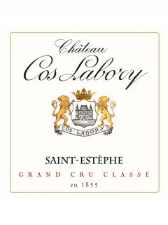 Château Cos Labory 2012 Original wooden case of 6 magnums (6x150cl)