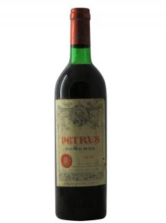 Pétrus 1975 Bottle (75cl)