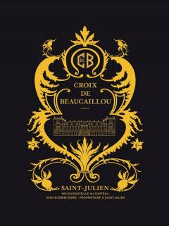 Croix de Beaucaillou 2006 Original wooden case of 12 bottles (12x75cl)