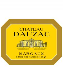 Château Dauzac 2013 Original wooden case of 6 bottles (6x75cl)