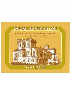 Château Ducru-Beaucaillou 2006 Original wooden case of 12 bottles (12x75cl)
