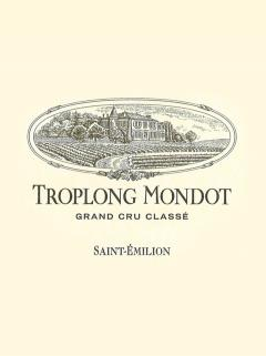 Château Troplong Mondot 2006 Original wooden case of 12 bottles (12x75cl)