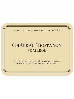 Château Trotanoy 2012 Original wooden case of 6 bottles (6x75cl)
