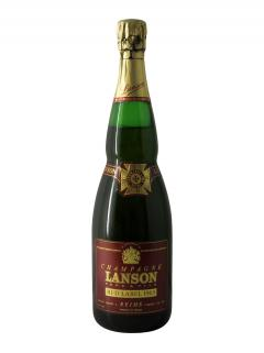"Champagne Lanson ""Red Label"" Brut 1969 Bouteille (75cl)"