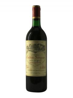 Château Calon-Ségur 1990 Bottle (75cl)