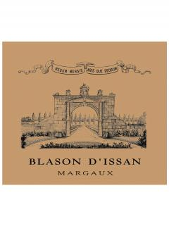 Blason d'Issan 2015 Original wooden case of 12 bottles (12x75cl)