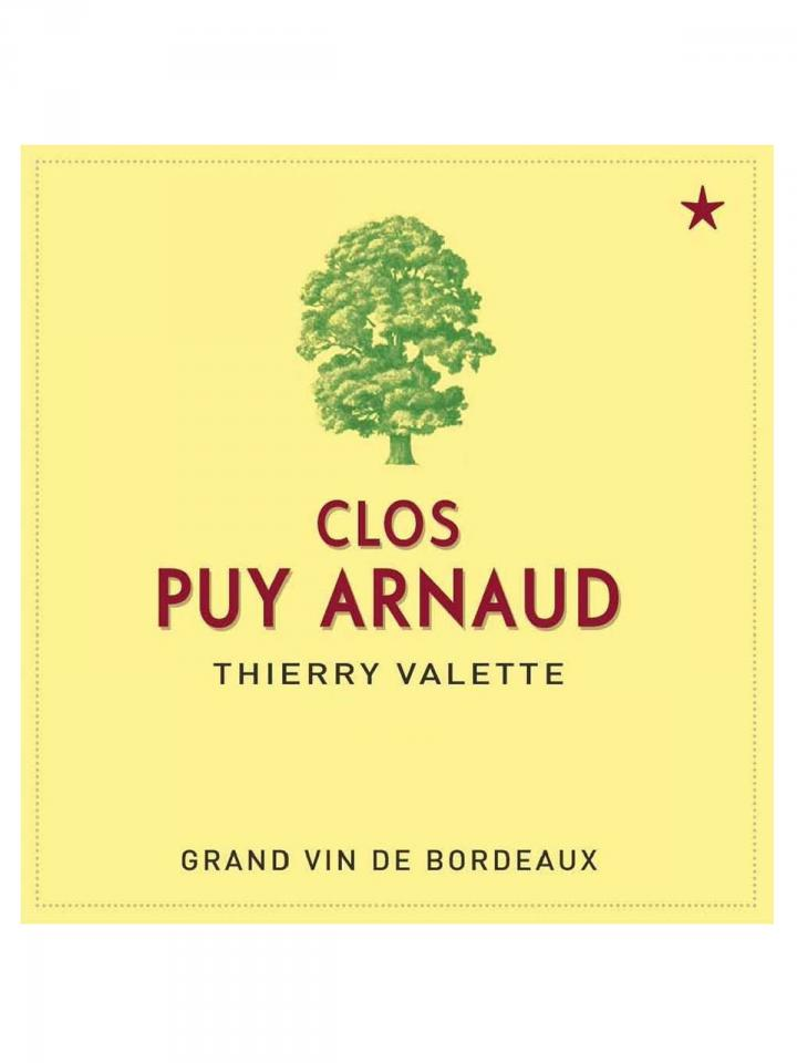 Clos Puy Arnaud 2010 Bottle (75cl)