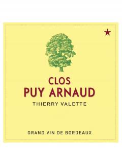 Clos Puy Arnaud 2015 Original wooden case of 12 bottles (12x75cl)