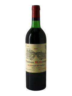 Château Saint-Georges 1982 Bottle (75cl)