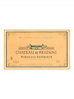 Château de Reignac 1997 Original wooden case of 12 bottles (12x75cl)