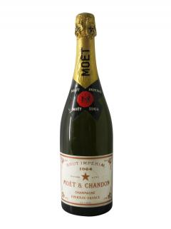 Champagne Moët & Chandon Brut Impérial Brut 1964 Bottle (75cl)