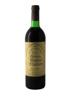 Château Gloria 1980 Bottle (75cl)