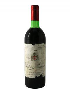 Chateau Musar 1983 Bottle (75cl)