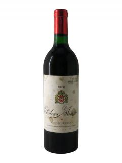 Chateau Musar 1986 Bottle (75cl)