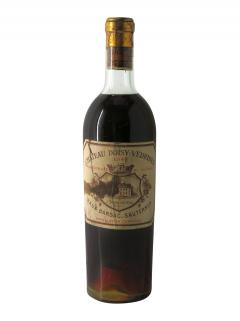 Château Doisy-Vedrines 1947 Bouteille (75cl)
