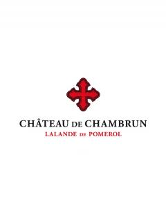 Château de Chambrun 2002 Original wooden case of 12 bottles (12x75cl)