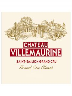 Château Villemaurine 2012 Original wooden case of 12 bottles (12x75cl)