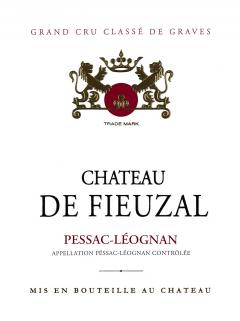 Château de Fieuzal 1998 Original wooden case of 12 bottles (12x75cl)