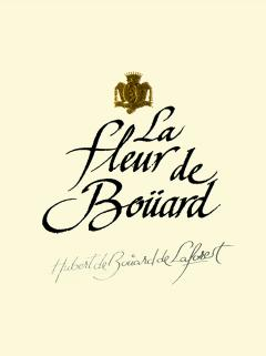 Château La Fleur de Boüard 2013 Original wooden case of one double magnum (1x300cl)