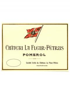 Château La Fleur-Pétrus 2005 Original wooden case of 12 bottles (12x75cl)