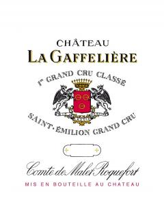 Château La Gaffelière 2010 Original wooden case of 6 bottles (6x75cl)