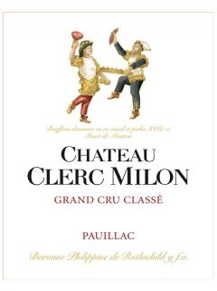 Château Clerc Milon 2005 Original wooden case of one jéroboam (1x500cl)