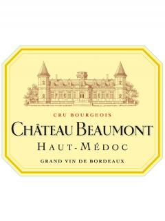 Château Beaumont 2014 Original wooden case of 12 half bottles (12x37.5cl)