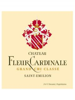 Château Fleur Cardinale 2013 Original wooden case of 12 bottles (12x75cl)