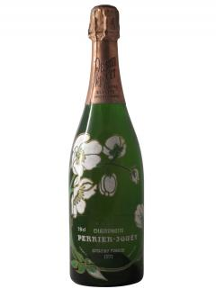 Champagne Perrier Jouët Belle Epoque Brut 1971 Bottle (75cl)