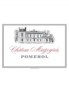 Château Mazeyres 2001 Original wooden case of 12 bottles (12x75cl)