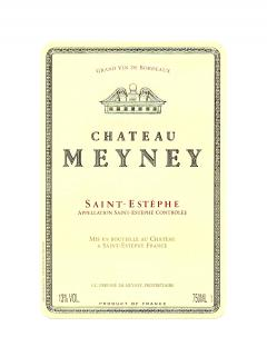 Château Meyney 1999 Original wooden case of 3 double magnums (3x300cl)