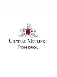 Château Moulinet 2012 Original wooden case of 6 bottles (6x75cl)