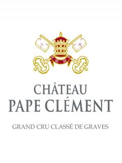 Château Pape Clément 2008 Original wooden case of 12 bottles (12x75cl)