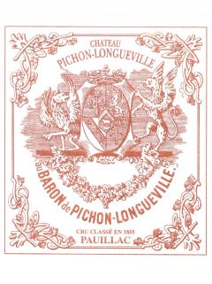 Château Pichon-Longueville Baron 2014 Original wooden case of 12 bottles (12x75cl)